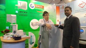 PHARMACEUTICAL EXPO 2012 (IPC) - CHENNAI